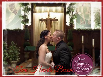 Kim & Tim's Wedding