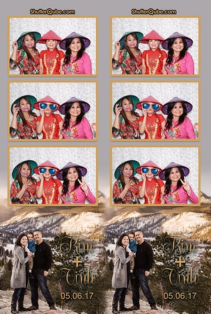Kim & Vinh's Wedding 05-06-2017