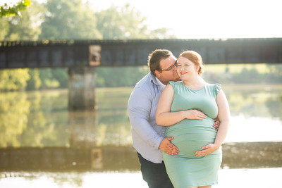 Kim and Charles Maternity Session 2021-9