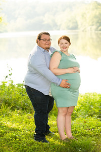 Kim and Charles Maternity Session 2021-37
