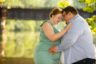 Kim and Charles Maternity Session 2021-19
