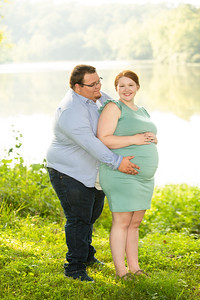 Kim and Charles Maternity Session 2021-35