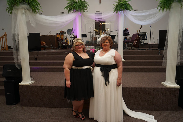 Kim and Dannie Wedding