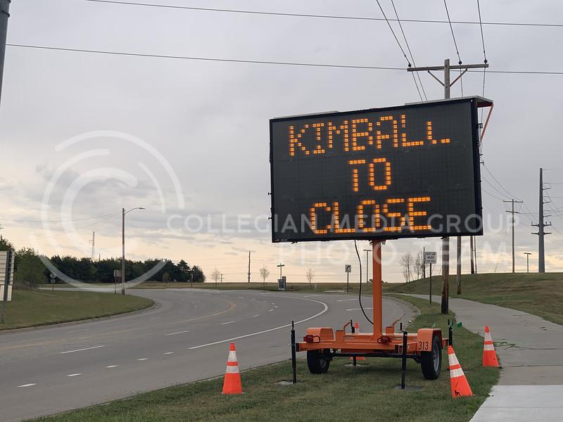 Kimball Avenue (Benjamin Voller   Collegian Media Group)