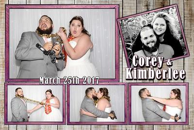 Kimberlee and Corey's Wedding