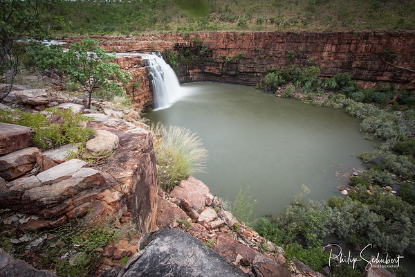 A Great Private Swimming Hole
