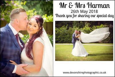 Kimberley & Ronan's Wedding Day