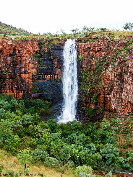 Black Rock Falls Kununurra