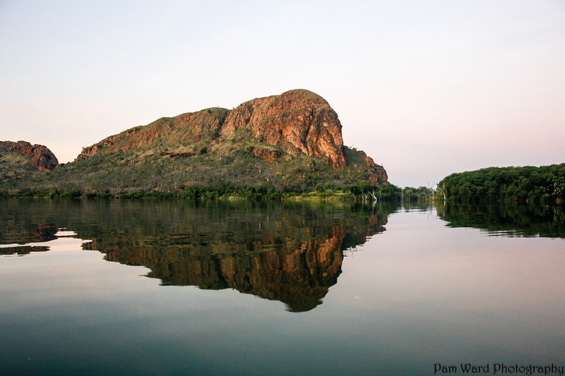 Elephant Rock Lake Kununurra