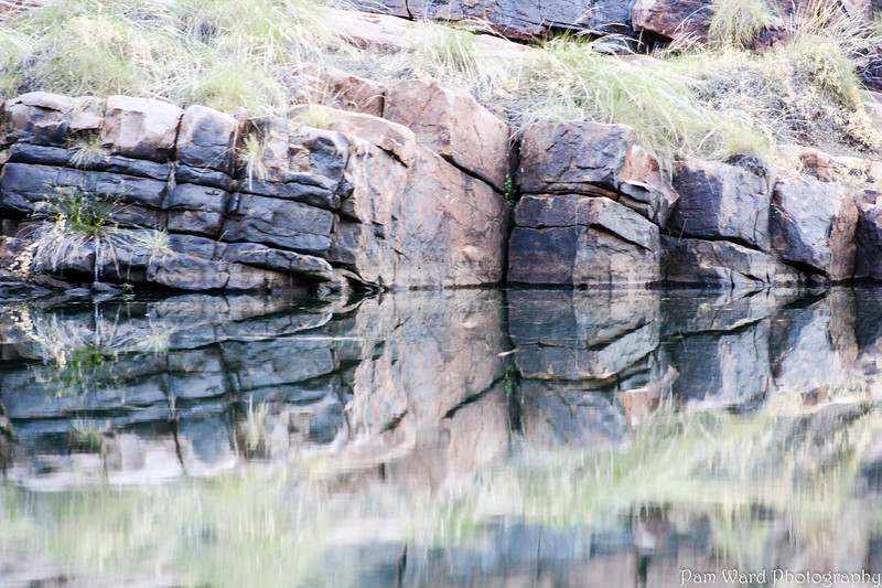 Reflections on Ord River