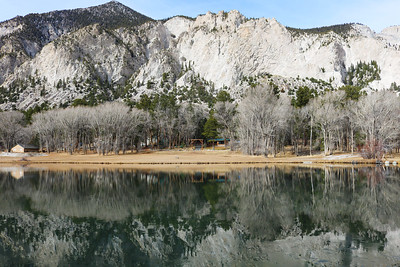 The Chalk Cliffs , South side of Mt. Princeton. Buena Vista, CO
