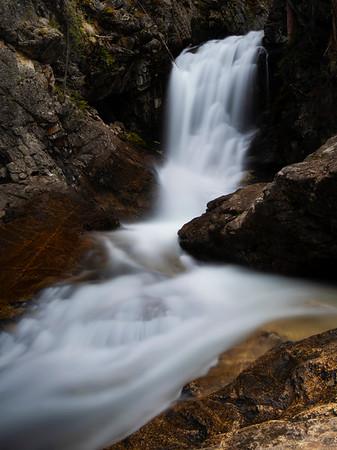 Brown's Canyon Falls