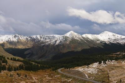 Winter On The Peaks