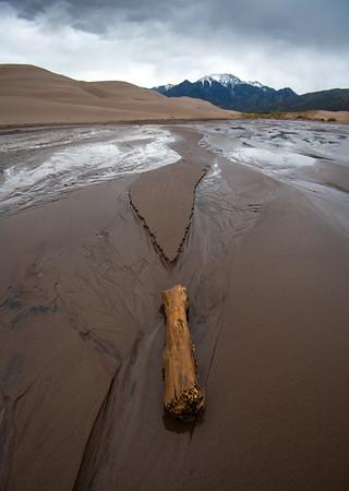 Adrift at the Dunes