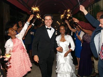 Kimberly & Hakan's Wedding