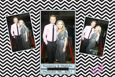Kimberly & Stephen 12-09-2017