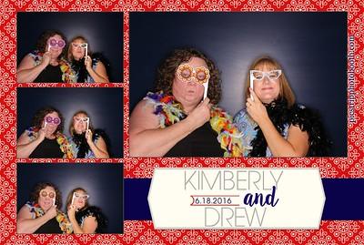 Kimberly and Drew