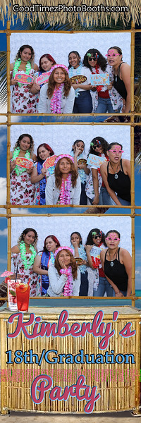 Kimberly's 18th and Graduation Party