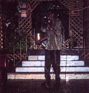 The Caribbean Singer
