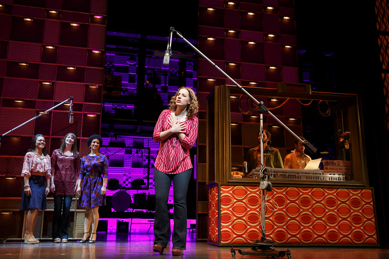 Beautiful — The Carole King Musical Stephen Sondheim Theatre