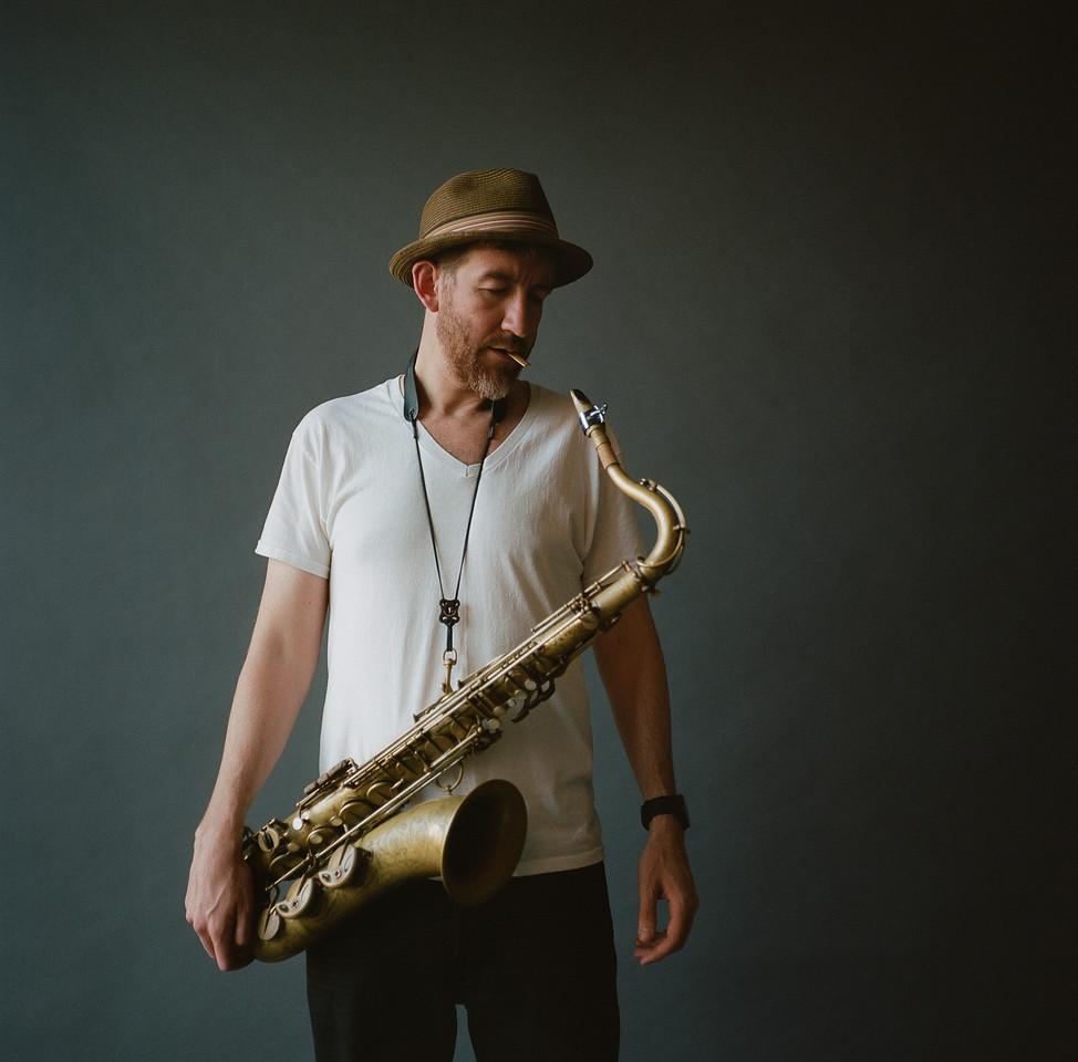 Jazz Residency Artists Korey Riker (saxophone)