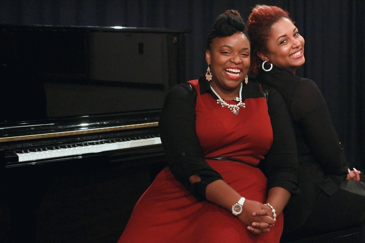 Jazz Residency Artists Kendrah Butler (piano) & Shamika Byrd's (vocals)