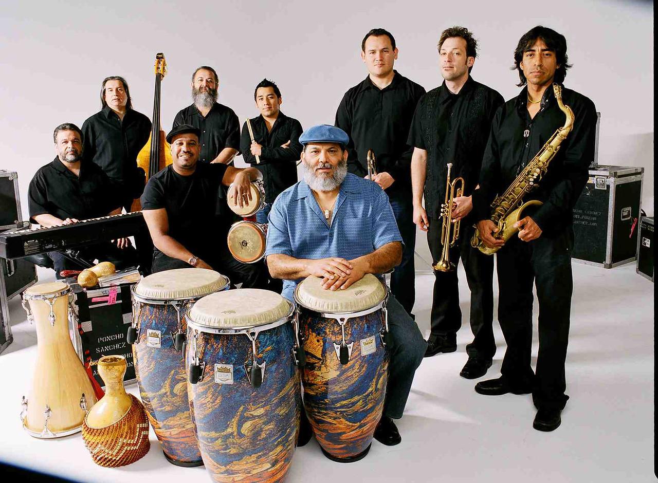 Poncho Sanchez Latin Band