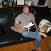 7/13/2010 - N surrounded by the furry kids...
