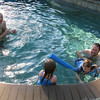 7/16/2010 - swim time at the Jodoins...