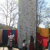 10/17/2009 - I'm thinking the rock climbing wall is historically inaccurate...