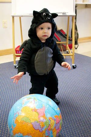 Kindercare Halloween