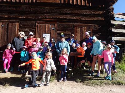 Kindergarten Fall Outdoor Ed Trip