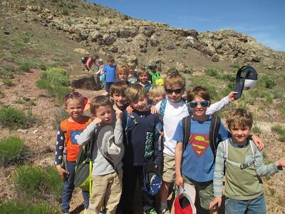 Kindergarten Outdoor Ed Spring 2016