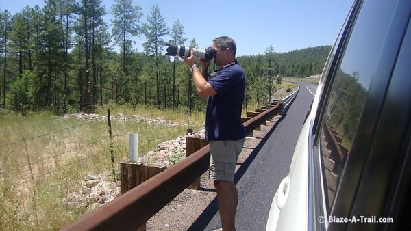 "See blog post: <a href=""http://Blaze-A-Trail.blogspot.com/2011/08/christopher-creek-crawdad-hunters.html"">http://Blaze-A-Trail.blogspot.com/2011/08/christopher-creek-crawdad-hunters.html</a>"