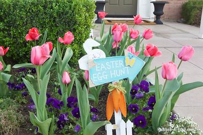 Spring Tulips & Cute Kids