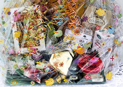 Item #2  Gift Basket Donated by Kit and Kaboodles