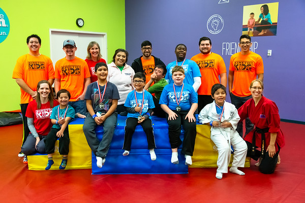 Kinetic Kids 2018 Fall Finales