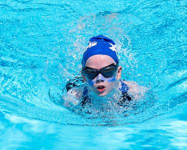 Kinetic Kids Competitive Swim 2019