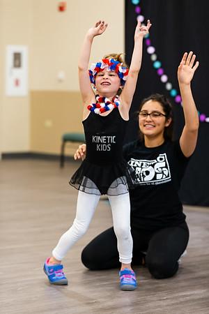 Kinetic Kids Dance Finale