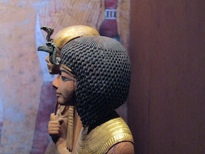 King Tut Exhibit,  California Science Center
