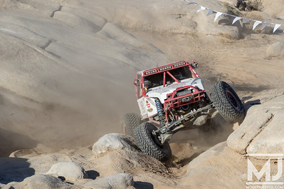 King of the Hammers 2018 EMC