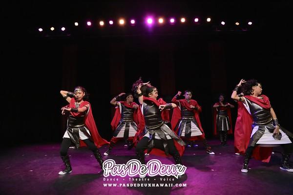 11. Warriors vs Ninjas