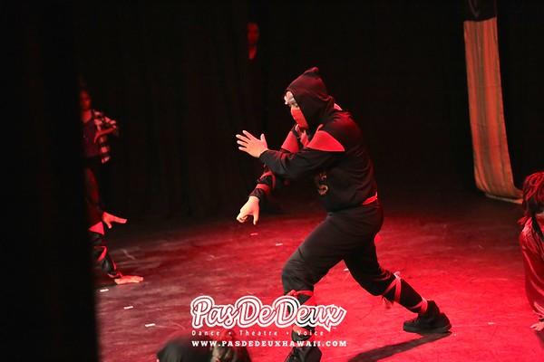 5. Enter the Ninja Supreme