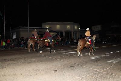 Kingfisher Christmas Parade 120515