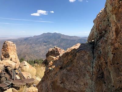 Wabayuma Peak W7A/SM-003