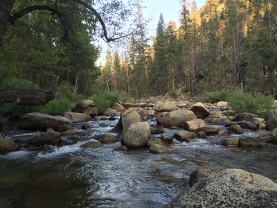 2016 Kings Canyon Wilderness Volunteers Service Trip