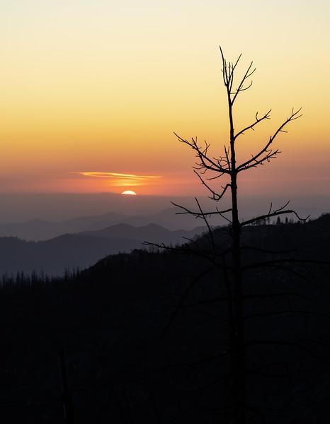 Last Light - Kings Canyon