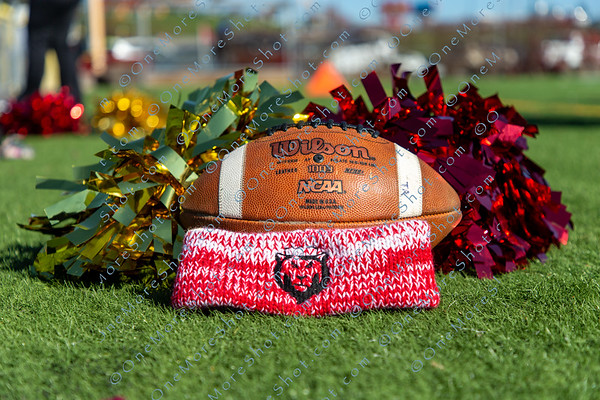 King's College FOOTBALL vs Albright 11/02/2019