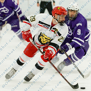 King's College Men's Ice Hockey vs Chatham University 11/09/2018