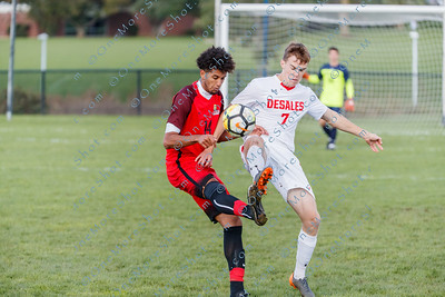 Kings_Mens_Soccer_vs_DeSales_10-17-2018-13